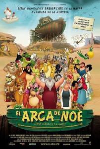La historia de Noé que se encuentra en el  libro del Génesis, se puede ver en dibujos  animados en una película que le explica a  los más pequeños la importancia de este  relato bíblico.